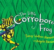 """The Little Corroboree Frog"" by Tracey Holton-Ramirez"