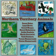 Northern Territory Animals - book