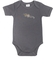 Kakadu Tiny Tots Crocodile Dreaming (Ginga) Summer Onesie
