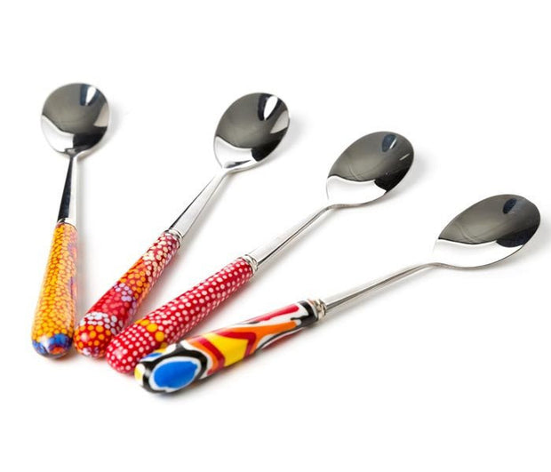 Teddy Gibson Tea Spoon Set of 4