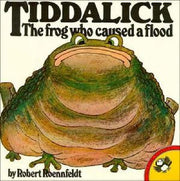 Tiddalick - The Frog who caused a flood by Robert Roenfeldt