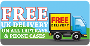 Free UK Next Day Delivery on all our Lap Trays