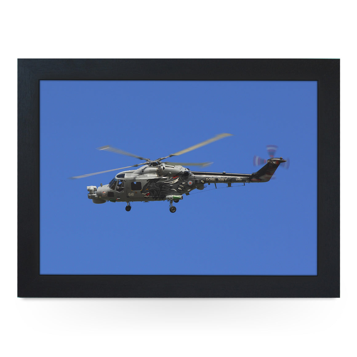 Westland Lynx Helicopter Lap Tray - AD11570