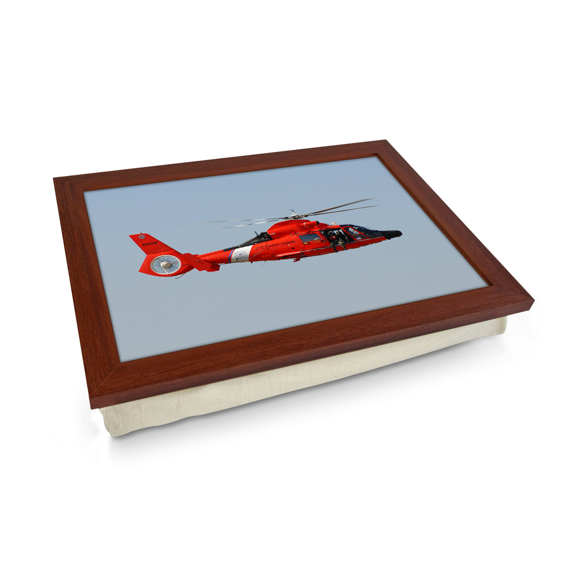 Eurocopter HH-65 Dolphin Helicopter Lap Tray - AD12372
