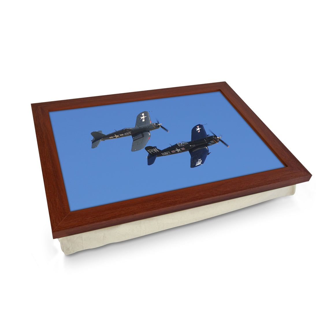Vought F4U Corsair x2 Plane Lap Tray - AD12471