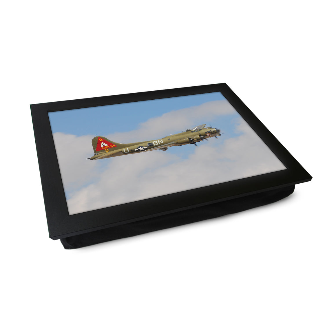 Boeing B-17 Flying Fortress Plane Lap Tray - AD12509