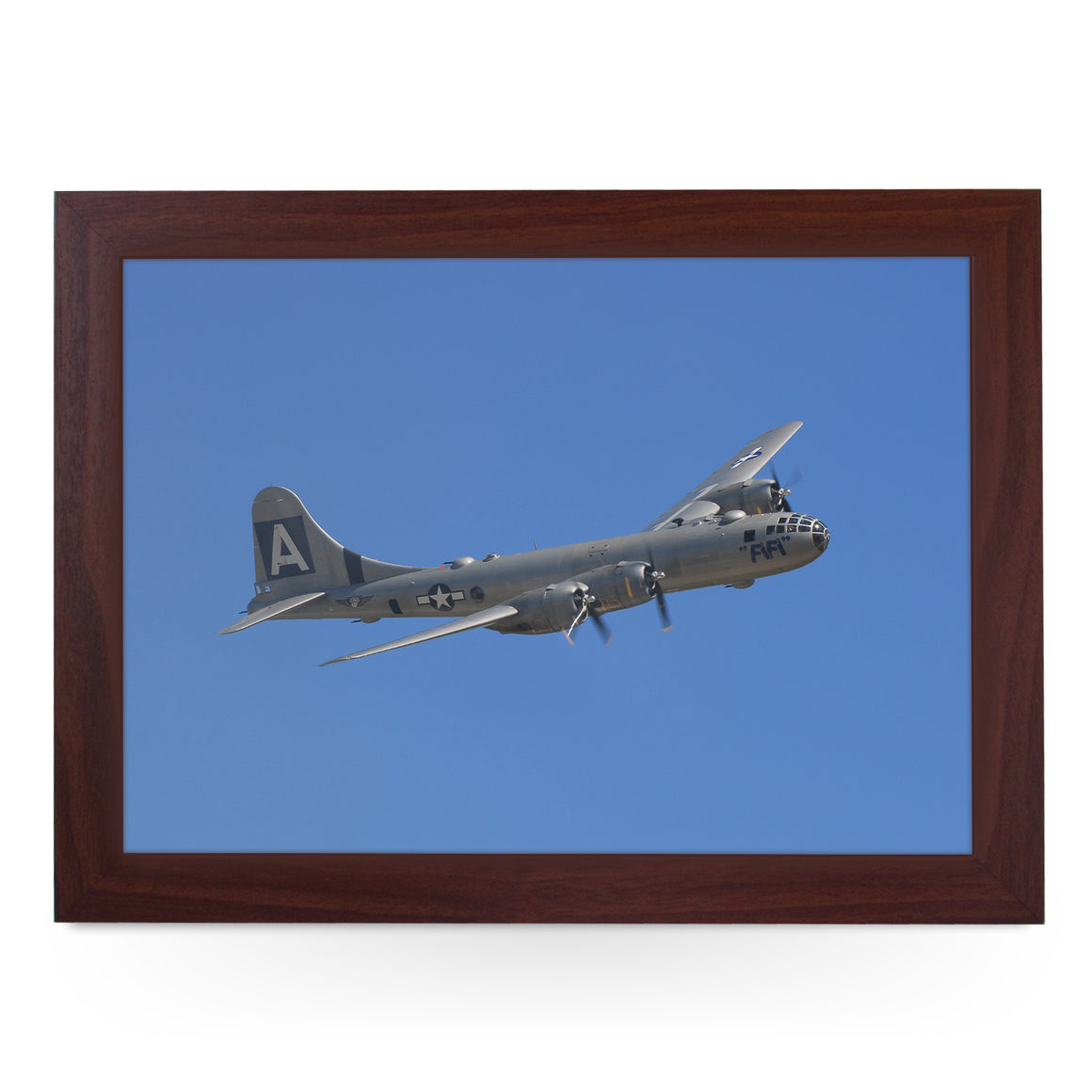 Boeing B-29 Superfortress Plane Lap Tray - AD12619