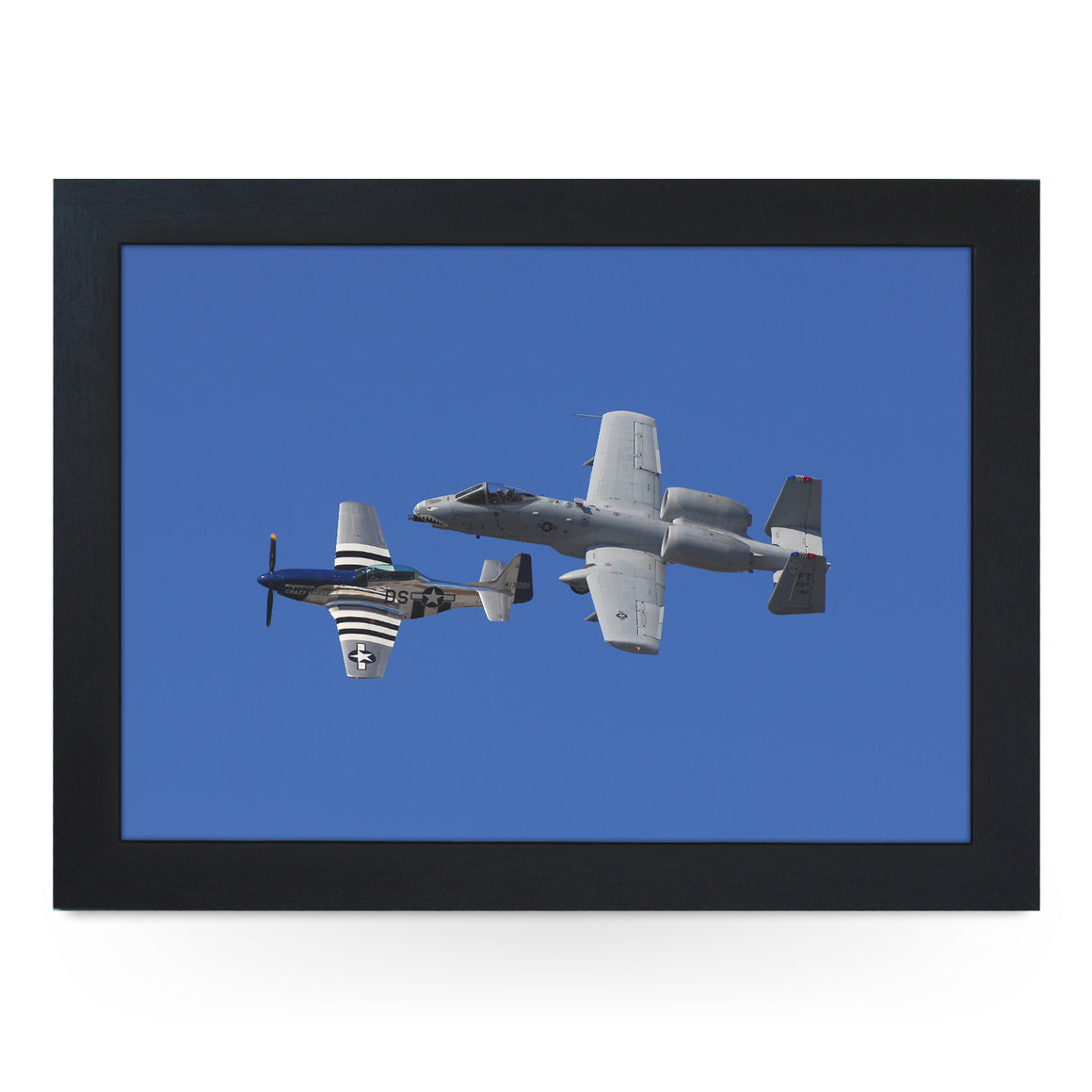 Fairchild Republic A-10 Thunderbolt Plane Lap Tray - AD12946