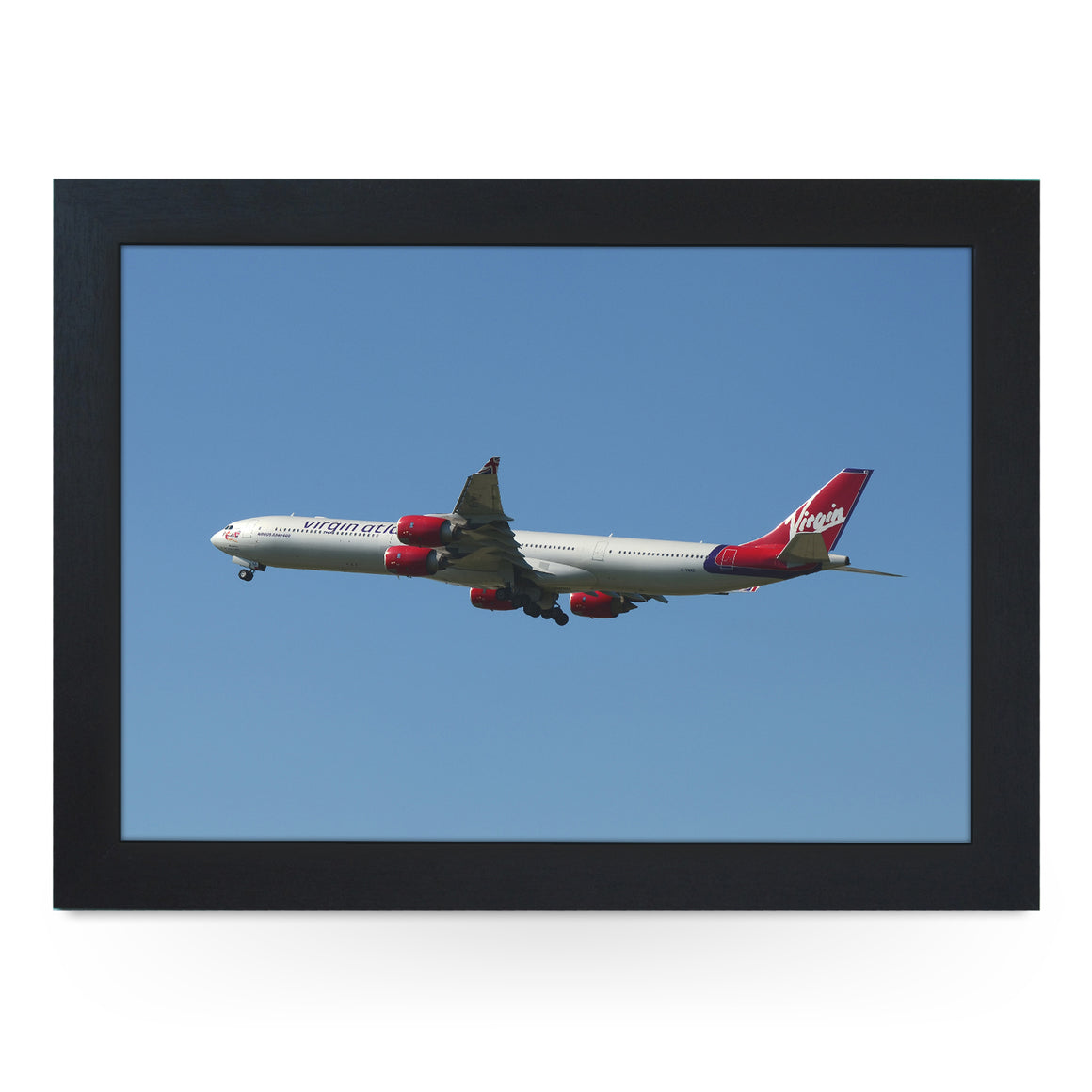 Airbus A340 Plane Lap Tray - AD13516