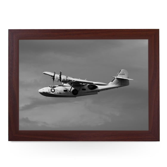 Consolidated Aircraft PBY Catalina Plane Lap Tray - AD13581
