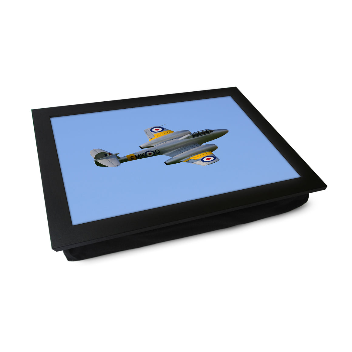 Gloster Meteor Plane Lap Tray - AD13605