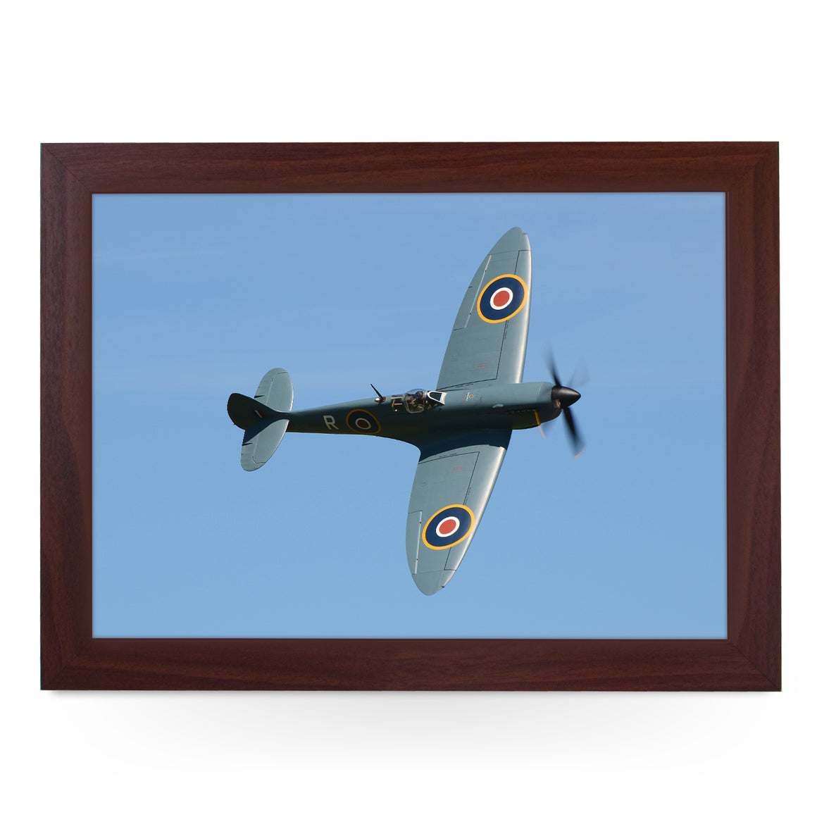 Supermarine Spitfire Plane Lap Tray - AD14390