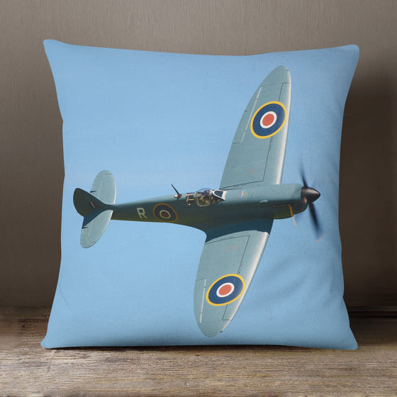Supermarine Spitfire - 40 x 40 cm Cushion (AD14390)