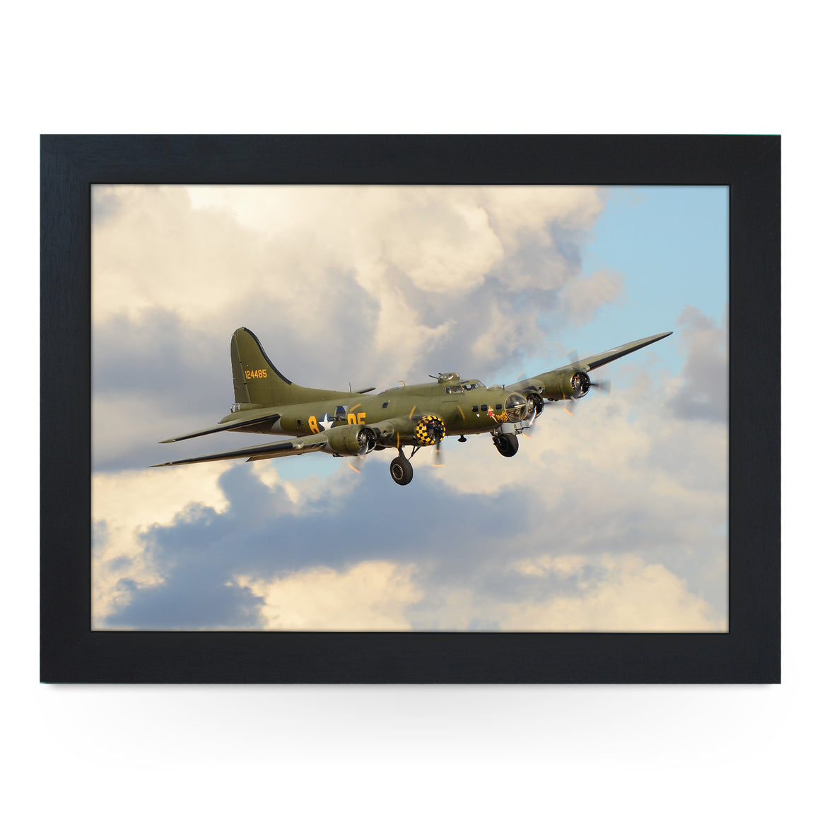Boeing B-17 Flying Fortress Plane Lap Tray - AD14682