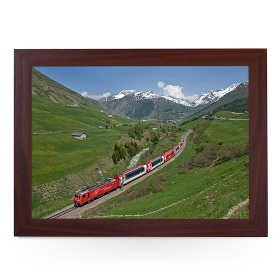 Glacier Express MGB 103 #2_2410 Train Lap Tray - BWS00008