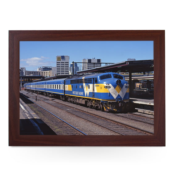 Australian Bulldog S311 #0677 Train Lap Tray - BWS00016