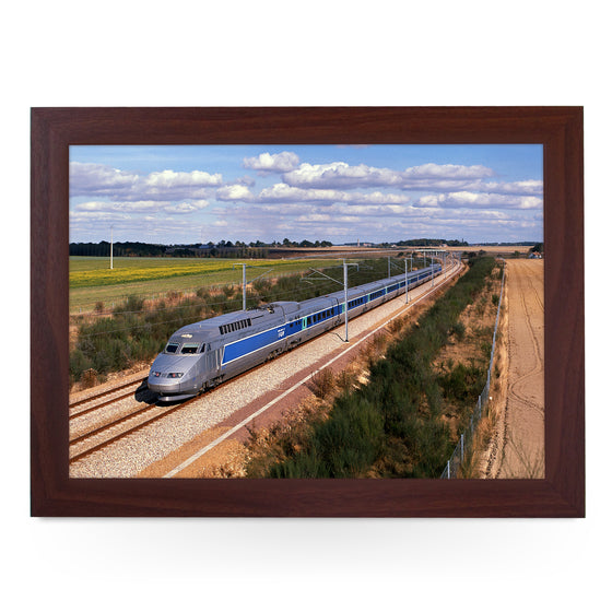 SNCF TGV Atlantic #4727 Train Lap Tray - BWS00021
