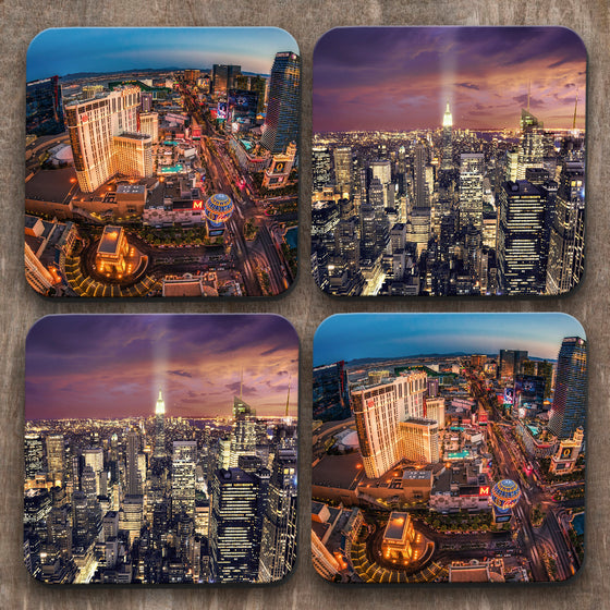 City Skylines x 4 Coasters C0033