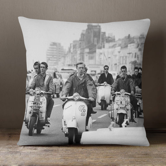 Mods on Scooters C62 - 40 cm Cushion