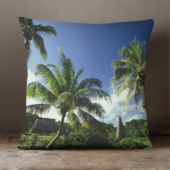 Palm Trees C909 - 40 cm Cushion