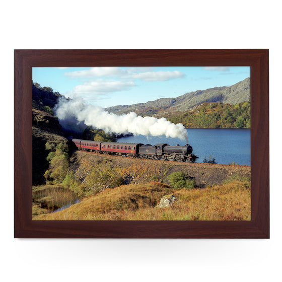 KI Passes Loch Dubh Train Lap Tray - JFS00028