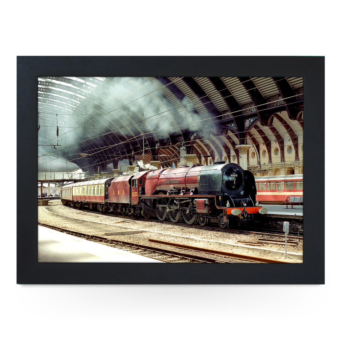 York Station Train Lap Tray - JFS00031