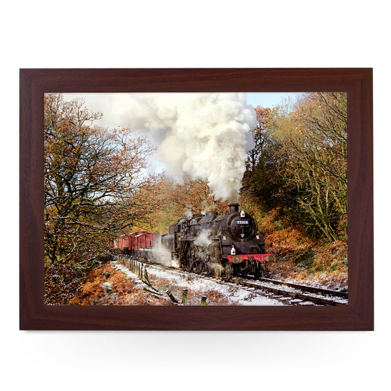 Beck Hole, North York Moors Railway Train Lap Tray - JFS00034