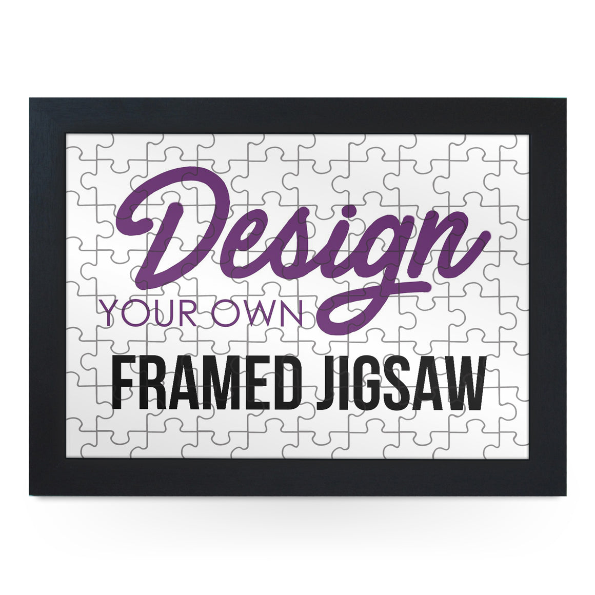 Design Your Own Puzzle with Frame (180pcs)