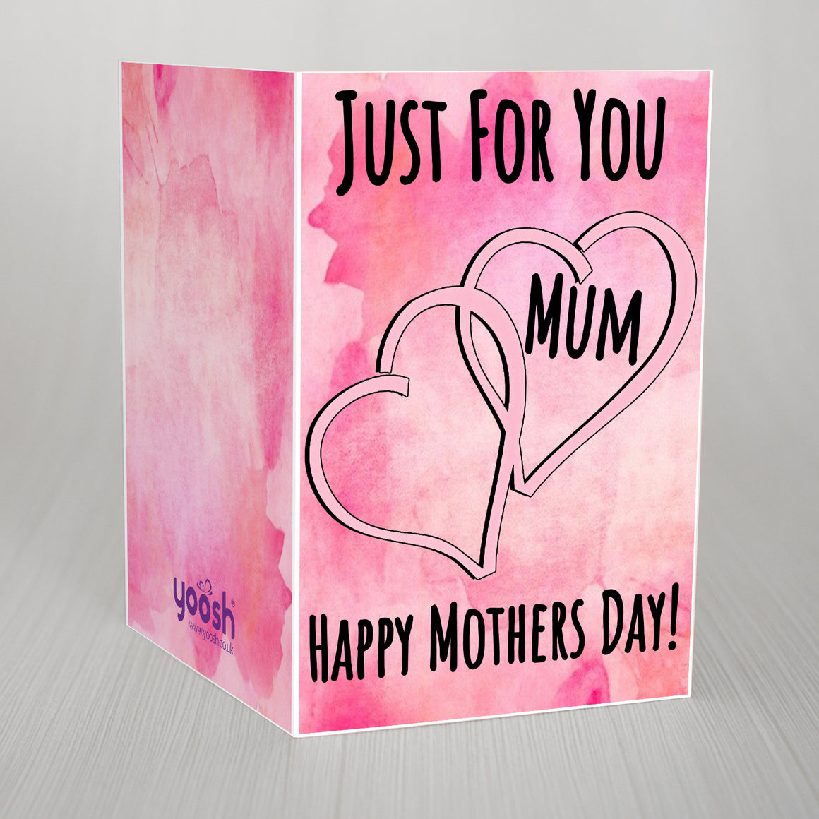 Just For You Mothers Day A5 Card