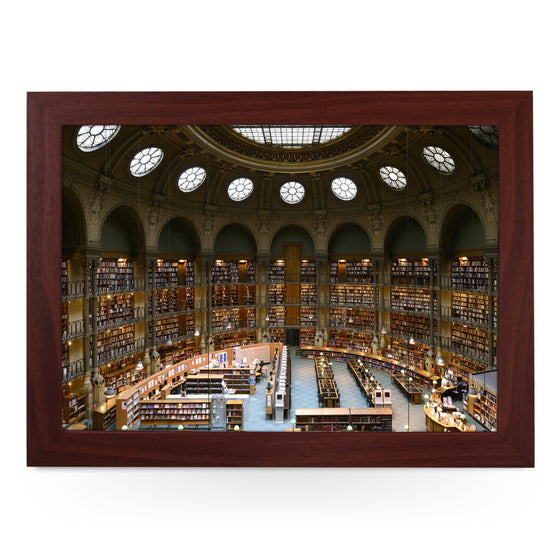 Bibliotheque Nationale De France Lap Tray - L0001