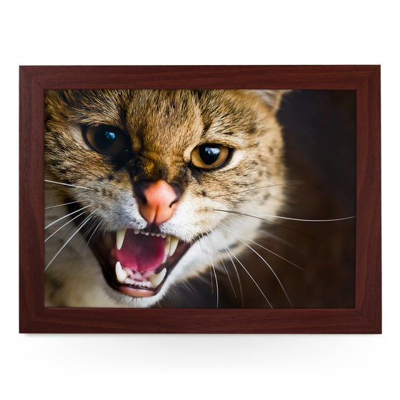 Hissing Cat Lap Tray - L0015