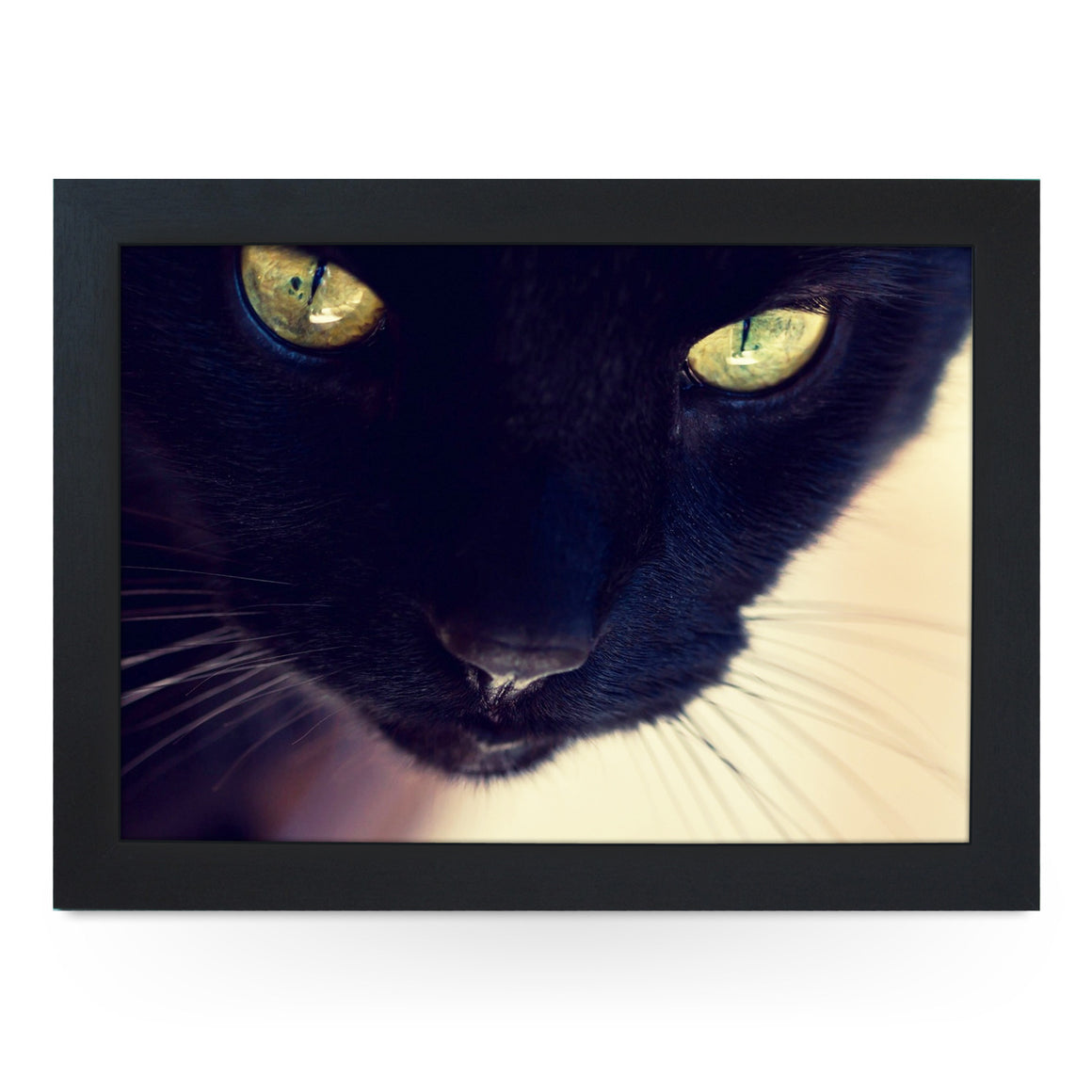 Black Cat Lap Tray - L0017