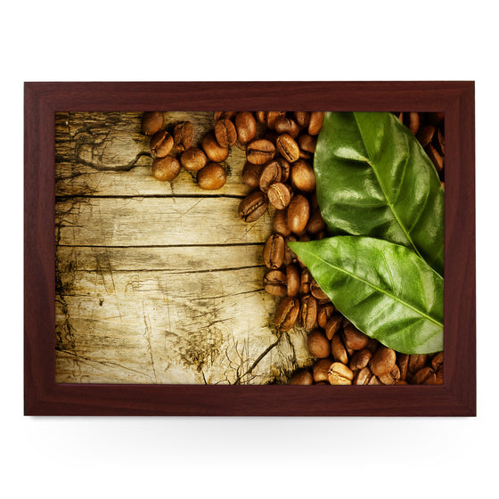 Coffee Beans Lap Tray - L0021