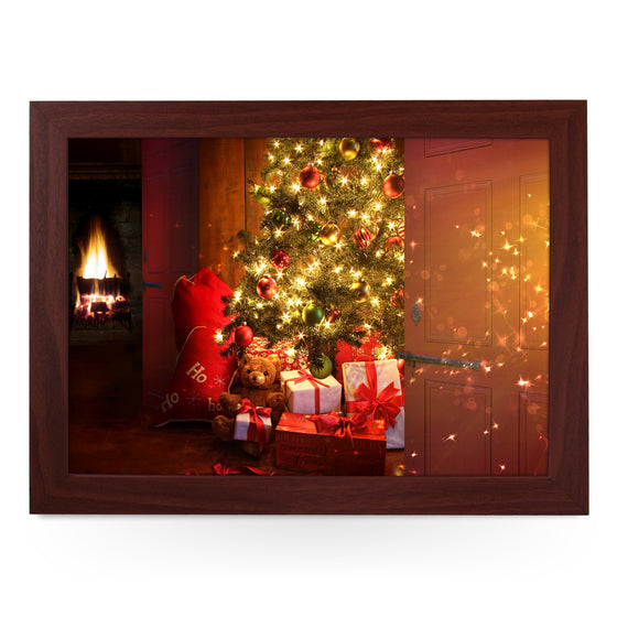 Presents Under The Christmas Tree: Presents Under The Christmas Tree Lap Tray
