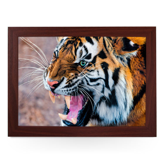 Snarling Tiger Lap Tray - L0042