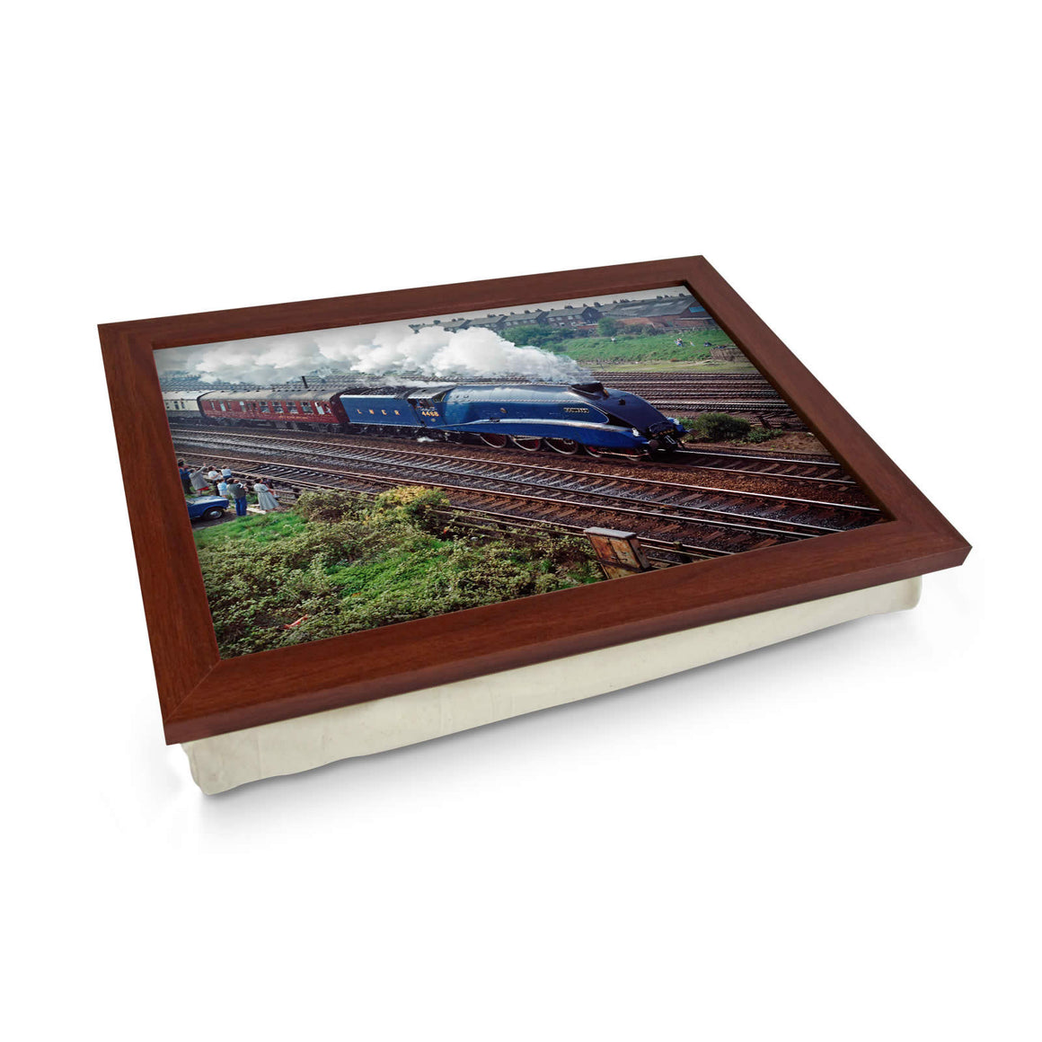 Mallard 1998 Train Lap Tray