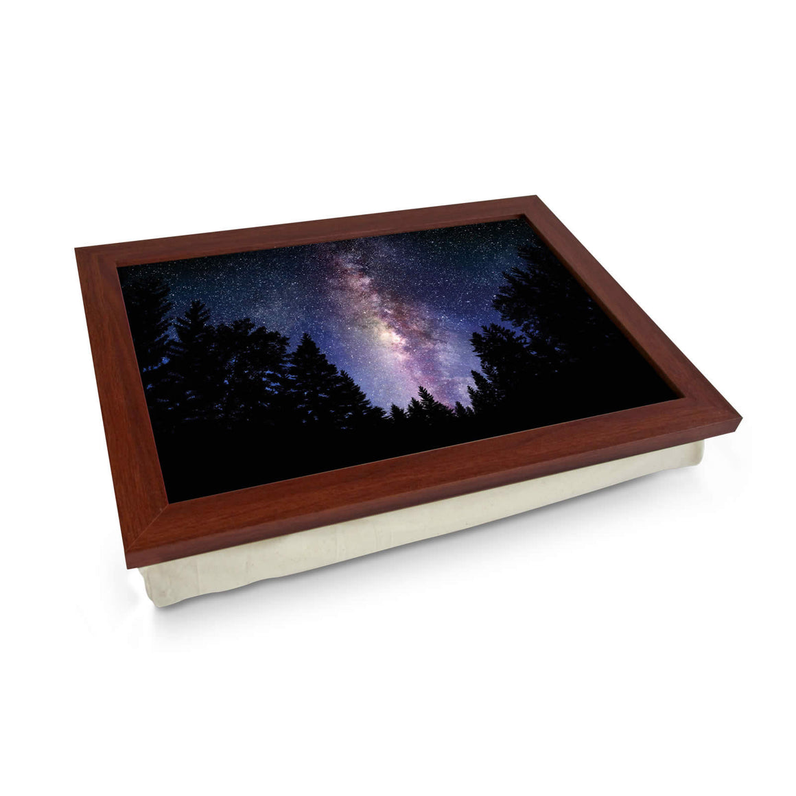 Milkyway Night Sky Lap Tray