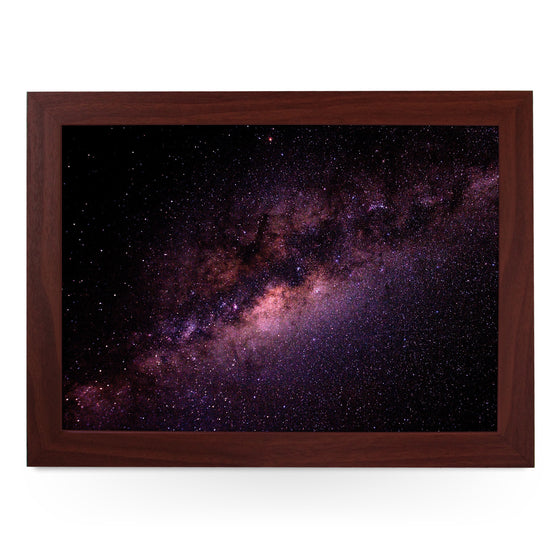 Milky Way Galaxy Lap Tray - L0057