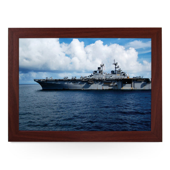 Military Battleship Lap Tray - L0059
