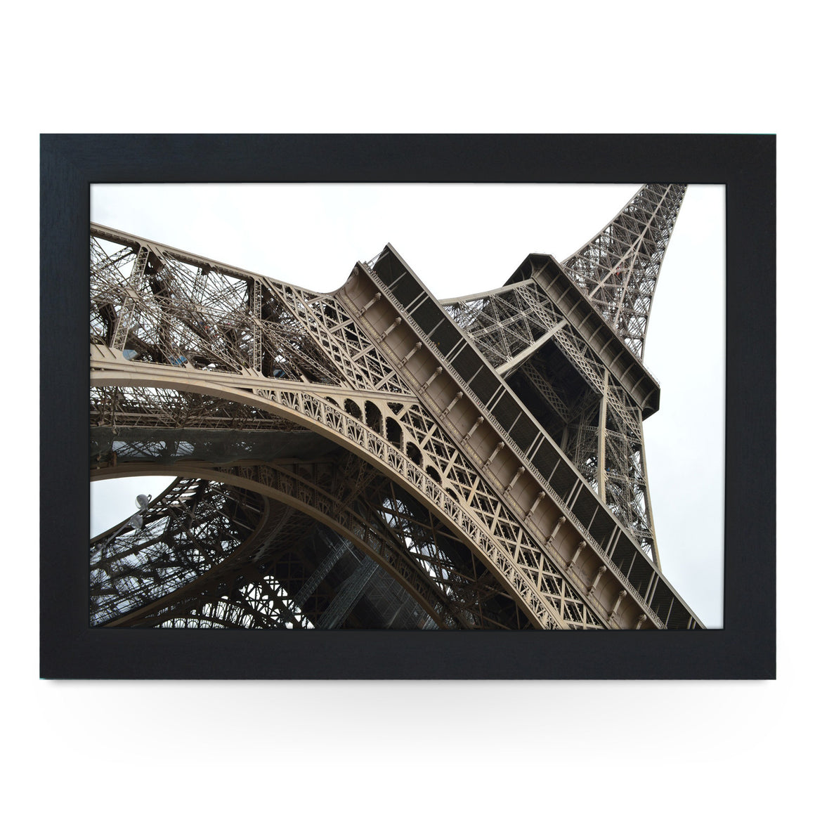 Eiffel Tower From Below Lap Tray - L0076