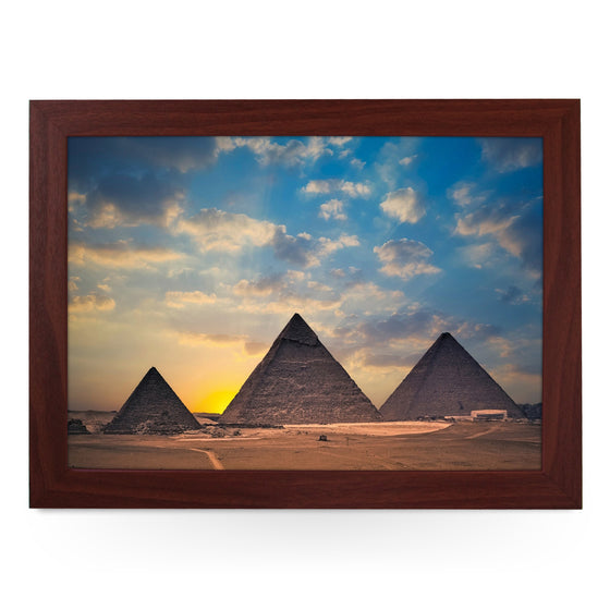 Great Pyramids of Egypt Lap Tray - L0083