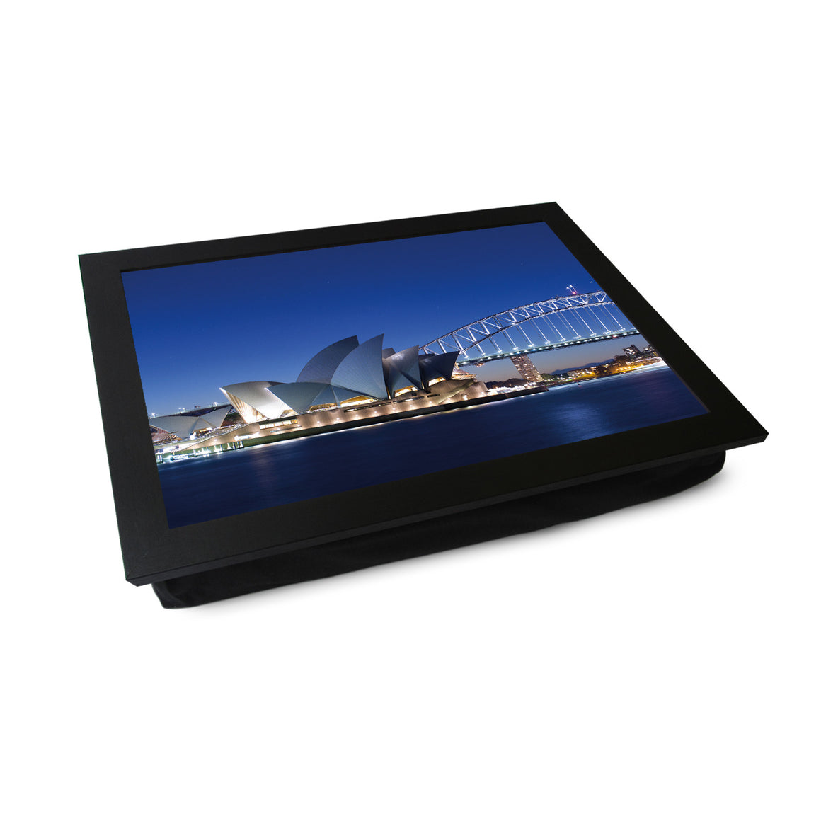Sydney Opera House at Night Lap Tray - L0086