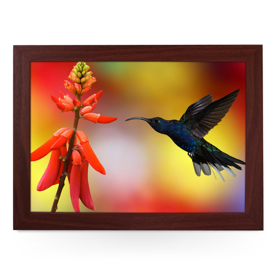 Humming Bird Lap Tray -L0091