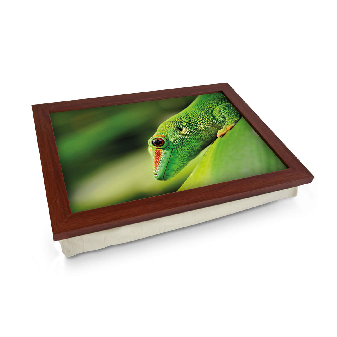 Green Gecko laptray