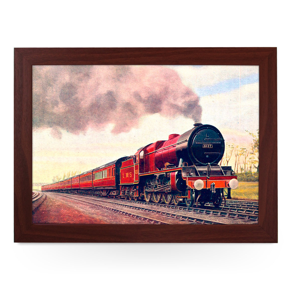 Royal Scotsman 1928 Train Lap Tray - L0118