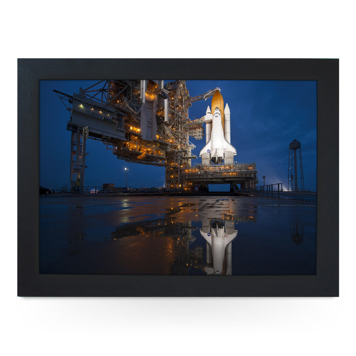 Rocket Launch Site Lap Tray -L0121