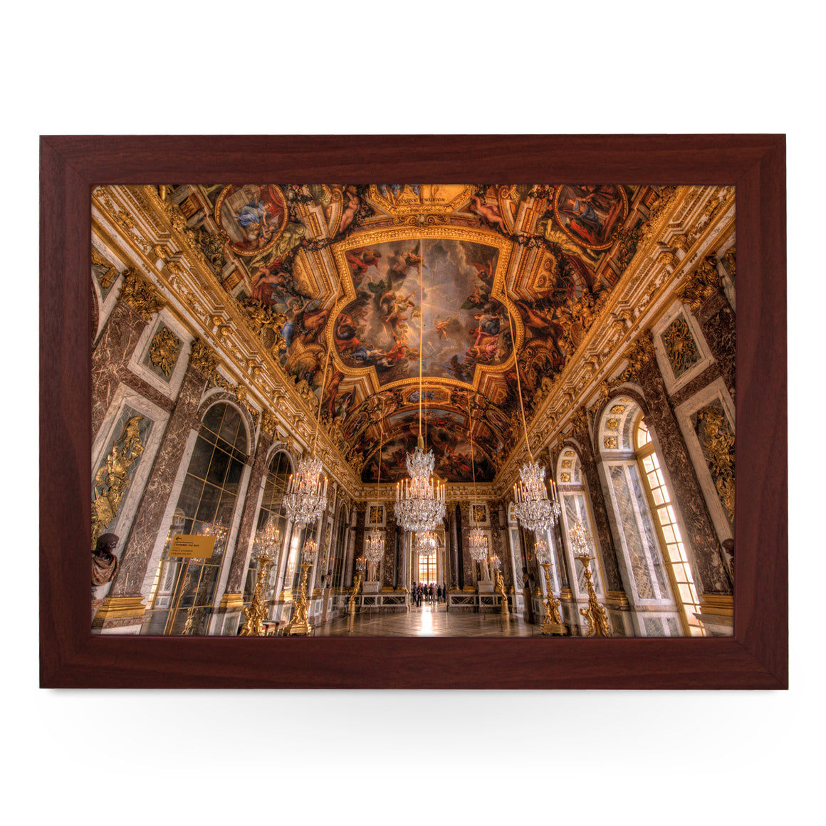 Palace Of Versailles Hall Of Mirrors Lap Tray - L0128
