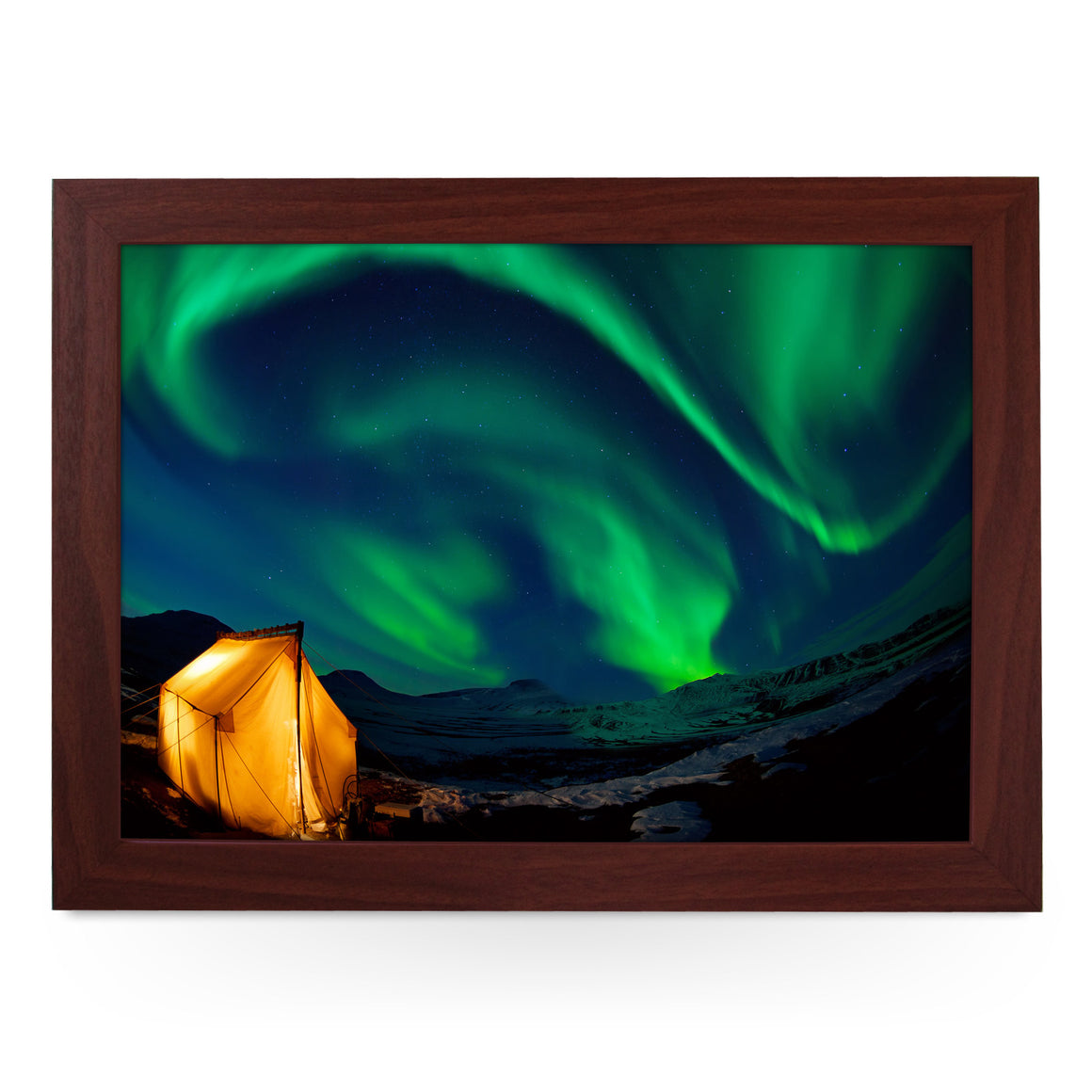 Northern Lights Lap Tray - L0132