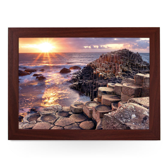 Ireland Giants Causeway Lap Tray - L0135