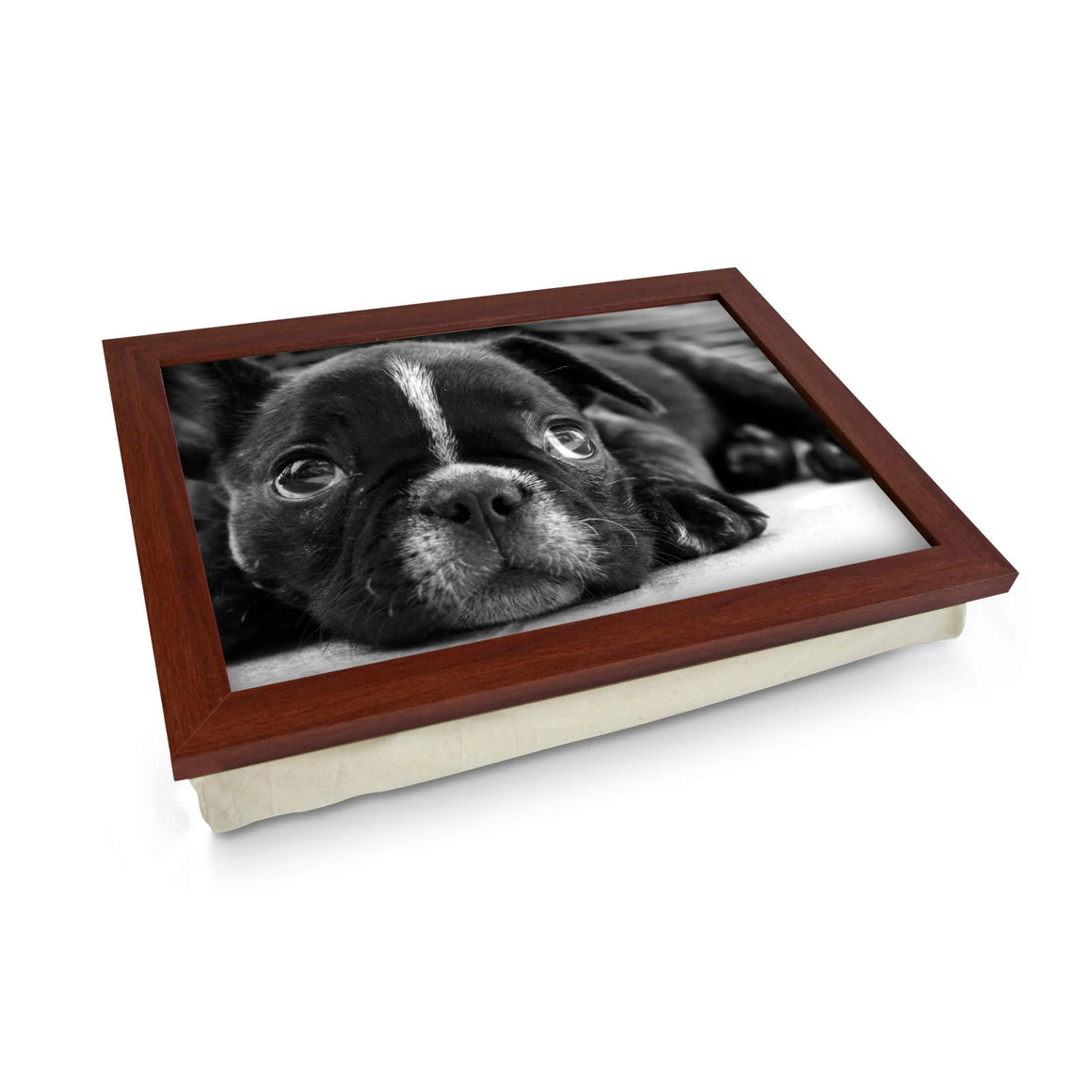 French Bulldog laptray